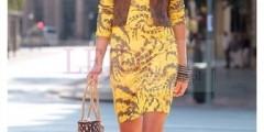 Sukienki jesień / zima 2012 – najnowsze trendy