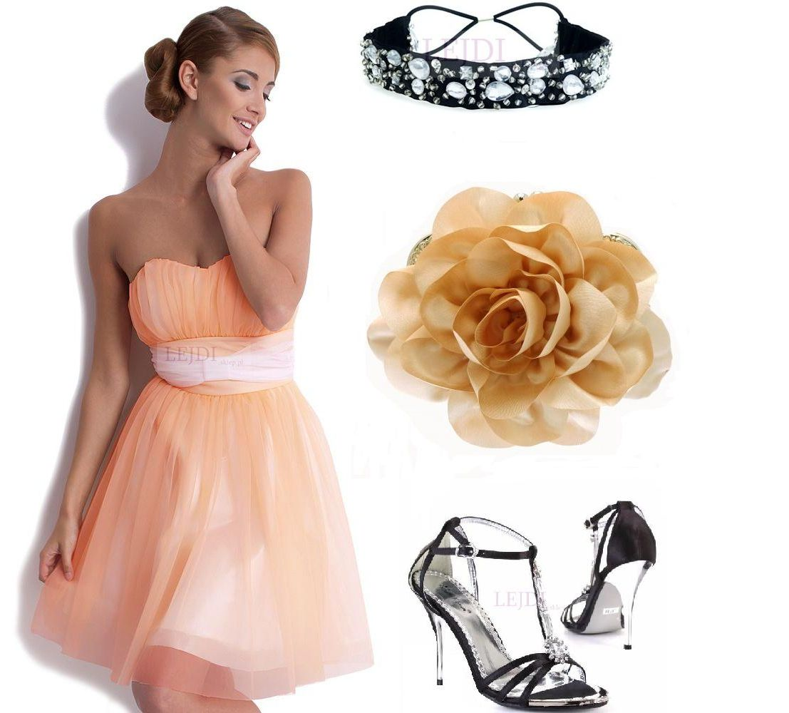 Tiulowe sukienki na bal