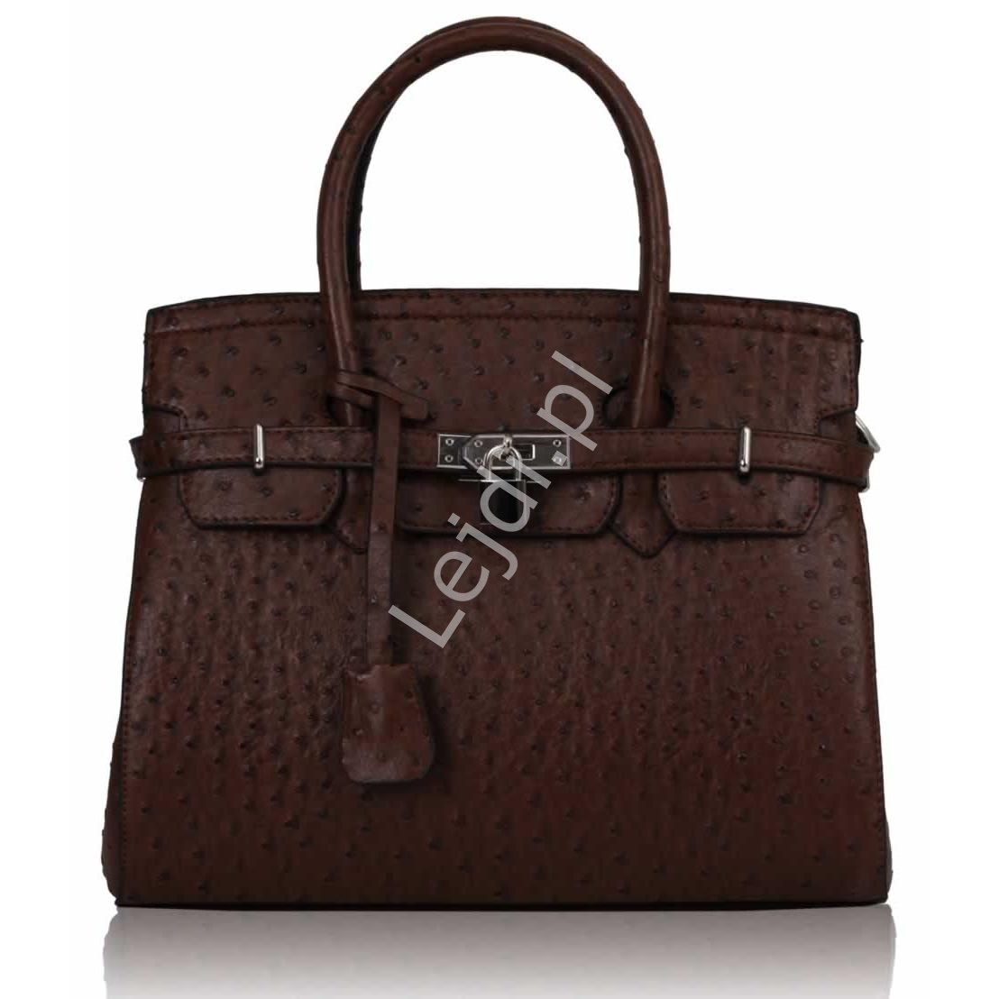 Modna torebka typu ostrich